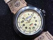 TIMEX Gent's Wristwatch EXPEDITION WR30 COMPASS INDIGLO